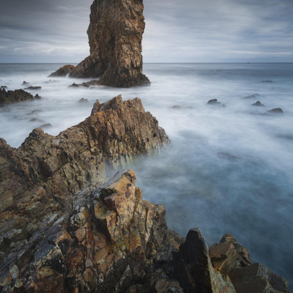 Les Asturies playa de Portizuelo stage et voyage photo ©terra photo