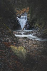 Cascade Rioumajou Vallée d'Aure stage et voyage photo ©terra photo