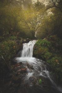 Cascade Hautes Pyrénées stage et voyage photo ©terra photo