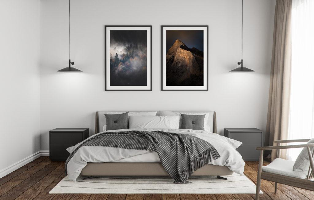 Tirage photo décoration intérieur ©terra photo