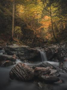 Cascade vallée d'Aure stage et voyage photo ©terra photo