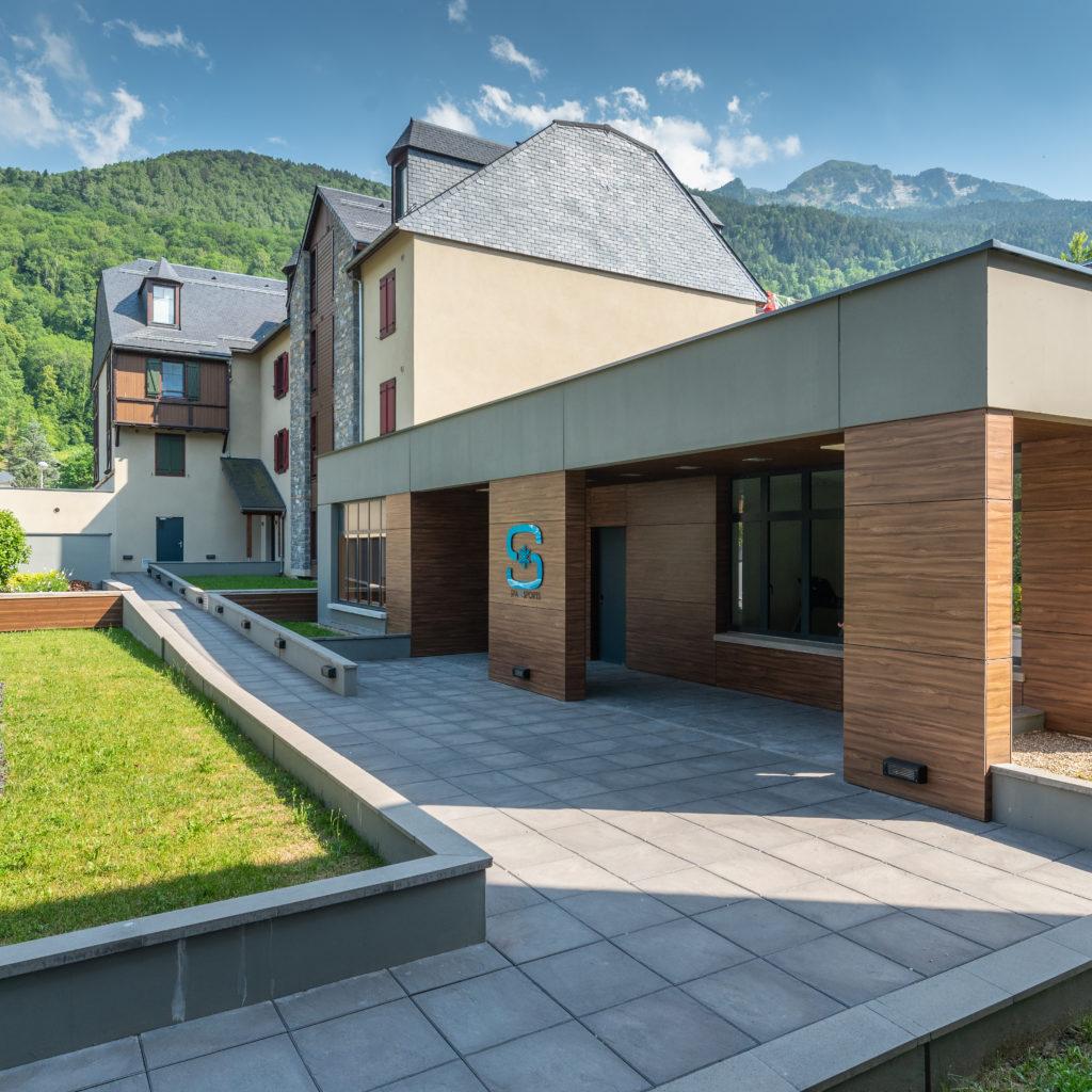 Photo immobilière Hautes Pyrénées ©terra photo