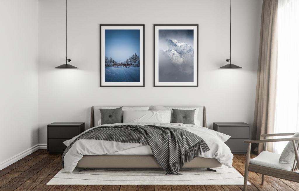 Tirages photos décoration photo d'intérieur ©terra photo