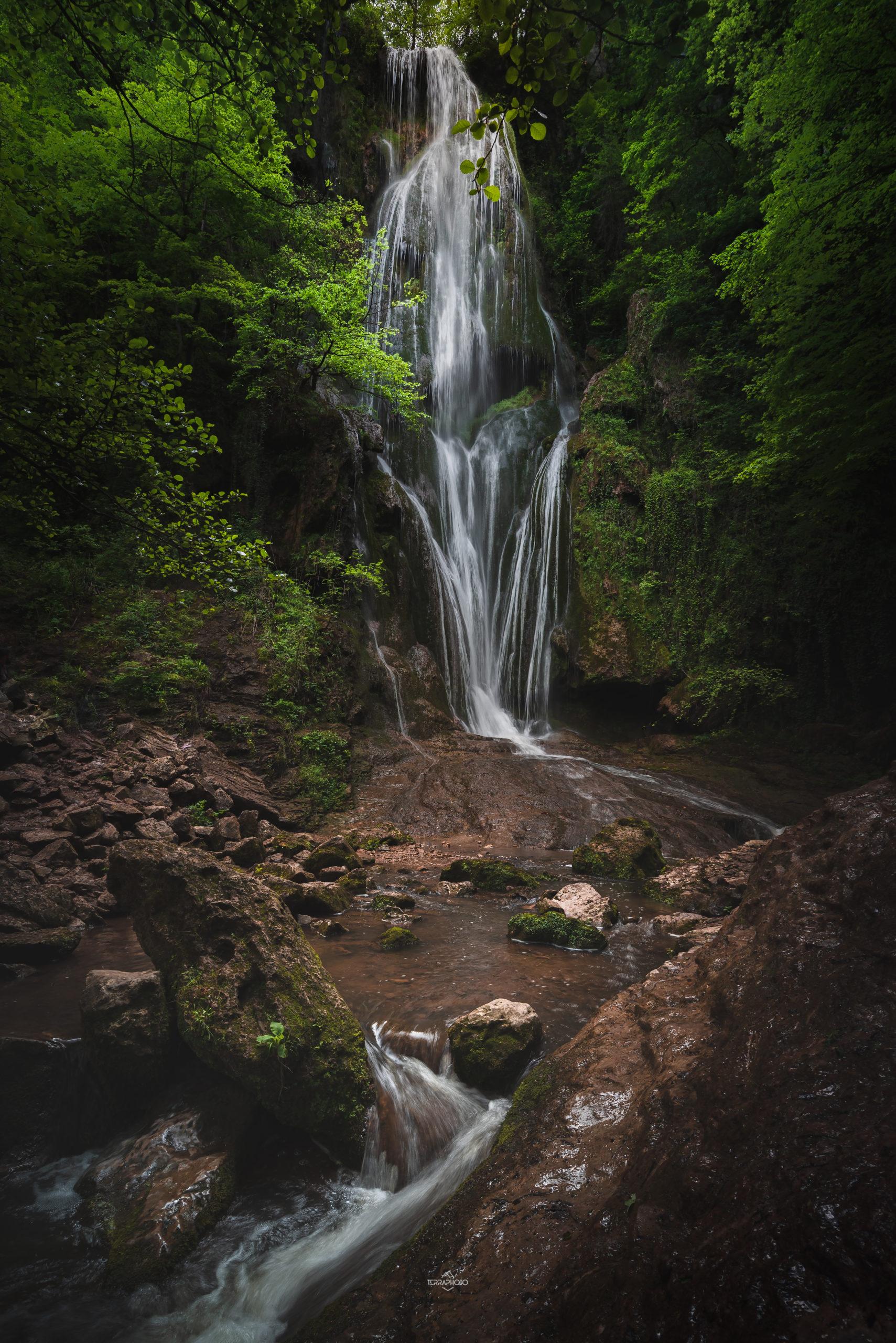 cascade d'Autoire stage photo terra photo