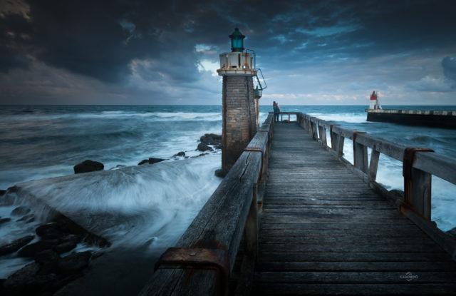 Capbreton l'estacade voyages photo ©terra photo