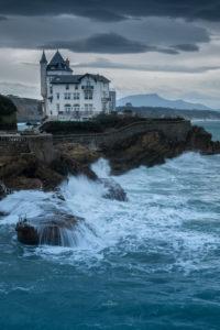 Stage photo villa Belsa biarritz ©terra photo