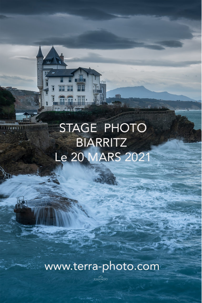 Stage photo Biarritz villa Belsa ©terra photo