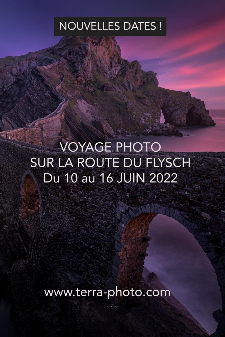 Sur la route du Flysch stages et voyages photos ©terra photo